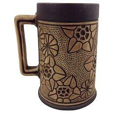 Weller Claywood Mug 1910-20 - Red Tag Sale Item