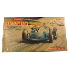 1949 Lago-Talbot Merit Super Kit 1/24 Scale Model - Red Tag Sale Item