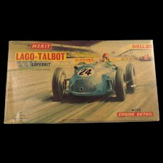 1949 Lago-Talbot Merit Super Kit 1/24 Scale Model - Red Tag Sale Item