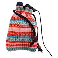 Handmade Drawstring Purse Phillipines