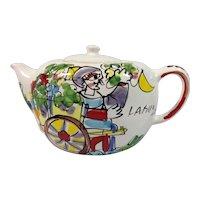 LaMusa Teapot Sicily, Italy