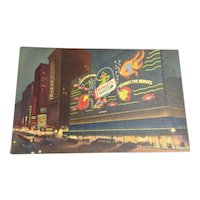 Advertising Postcard Wrigley's Gum