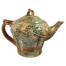 Weller Forest Teapot Glossy Finish