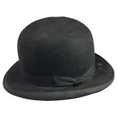Quality Bowler Hat Weber & Heilbroner
