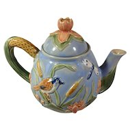 Summer in the Marsh Teapot