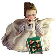 Meg: Madame Alexander Doll