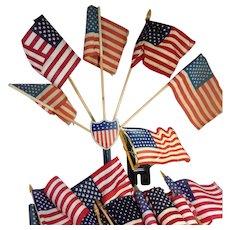 Flag Waving Celebration Unit