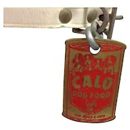 1950s Calo Pet ID Tag
