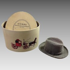 Dobbs Fifth Ave Gift Box & Hat