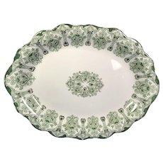 J & G Meakin Genoa Platter Ironstone China