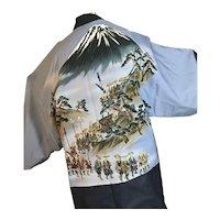 Painted Kimono Jacket