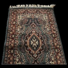 Indian Jaipur Small Wool Rug