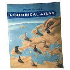 1963 Hammond Historical Atlas