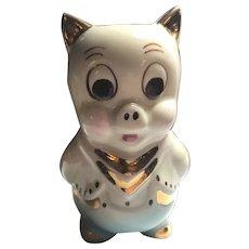 Am. Bisque Porky Pig Range Shaker