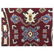 Indo Caucasian Kazak Wool Area Rug