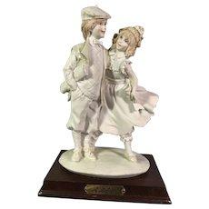 A. Belcari Porcelain Figurine
