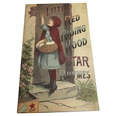 Star Soap: Little Red Riding Hood Star Rhymes