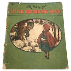 Dual Storybook: Little Red Riding Hood / The Elf and the Rabbit