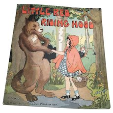 Platt  Munk: Little Red Riding Hood: Eulalie