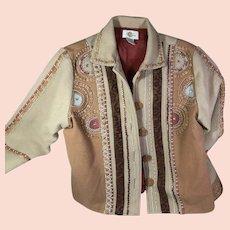 Designer Jacket / Sandy Starkman (M)