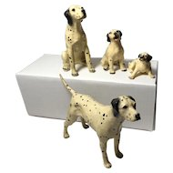 Mortens Studio Dalmatian Family