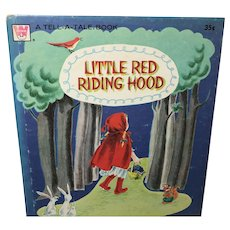 Tell-a-Tale Book - Whitman - Little Red Riding Hood