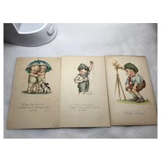 Rachel Welch Silver Love Theme Postcards