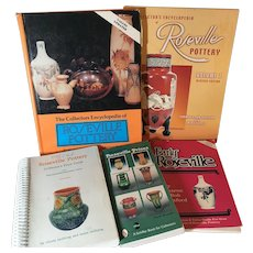 Roseville Pottery Reference Books