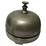 Large Brass Tap Bell