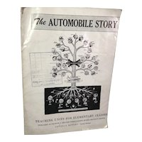 The Automobile Story: General Motors, Detroit, Michigan