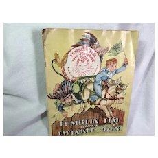 Advertising Premium: Tumblin Tim Book #3