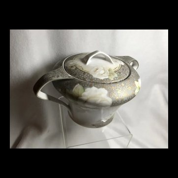 RLS German Biscuit Jar