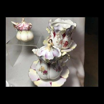 8 Porcelain Serving Pieces