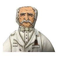Mark Twain / Samuel Clements Hallmark Doll