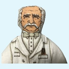Mark Twain / Samuel Clements Hallmark Doll