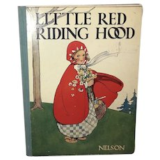 British 1929 Little Red Riding Hood