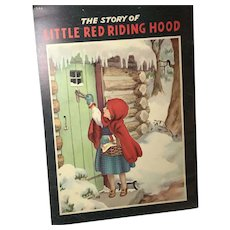 Oversized Little Red Riding Hood 1941
