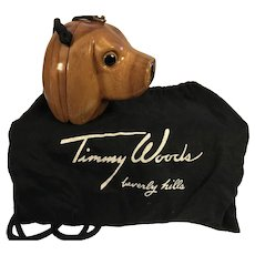 Beverly Hills Collection by Timmy Woods / Dachshund Purse