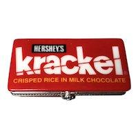 Krackel Porcelain Trinket  Box