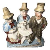 German Fairing:  A Pastoral Visit By Rev John Jones