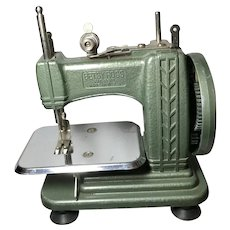 Betsy Ross Toy Sewing Machine 1950s