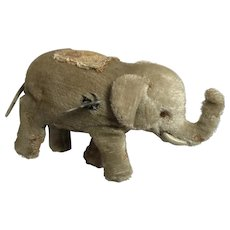Tin Wind Up Elephant : Japan