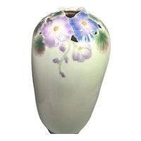 Franz Porcelain Begonia Vase
