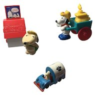 Ecclectic Snoopy Collection
