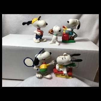 All Sports Snoopy!