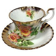 """Margaret"" by. Royal Albert England"