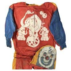 Muslin /Gauze Clown Costume