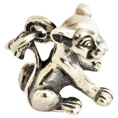 Disney Limited Edition NALA Lion King Sterling Silver Moving Charm