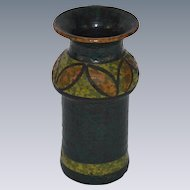Mid Century Aldo Landi Bitossi Italian Vase