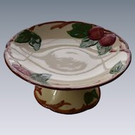 Franciscan Apple Round Compote Pedestal Server